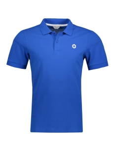 Jack & Jones Polo JCOBOOSTER POLO SS 06 12134008 Lapis Blue/Slim Hex