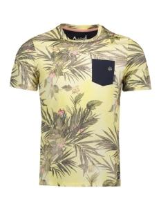 Jack & Jones T-shirt JORDIPPY TEE SS CREW NECK 12133397 Anise Flower/Slim