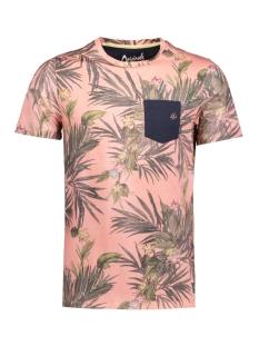 Jack & Jones T-shirt JORDIPPY TEE SS CREW NECK 12133397 Peach Beige