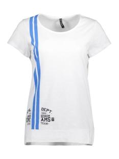 Zoso T-shirt ART WHITE/NAVY