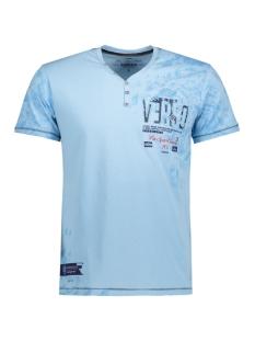 Gabbiano T-shirt 13814 BLAUW