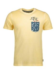 Jack & Jones T-shirt JORVALTI TEE SS CREW NECK 12133396 Anise Flower/Slim
