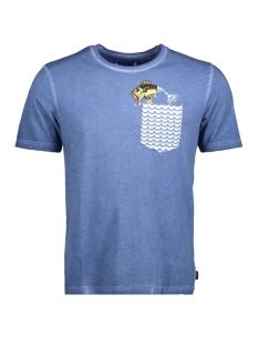 Jack & Jones T-shirt JORVALTI TEE SS CREW NECK 12133396 Ensign Blue/Slim