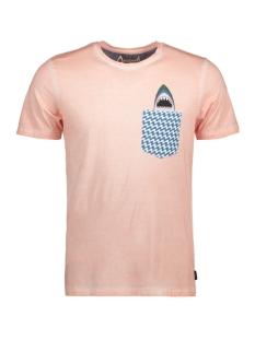 Jack & Jones T-shirt JORVALTI TEE SS CREW NECK 12133396 Peach Beige/Slim