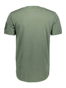 onslucas washed longy o-neck exp 22007767 only & sons t-shirt forest night