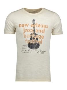 Jack & Jones T-shirt JJVBLUES TEE SS CREW NECK 12123170 Fog/Slim Fit