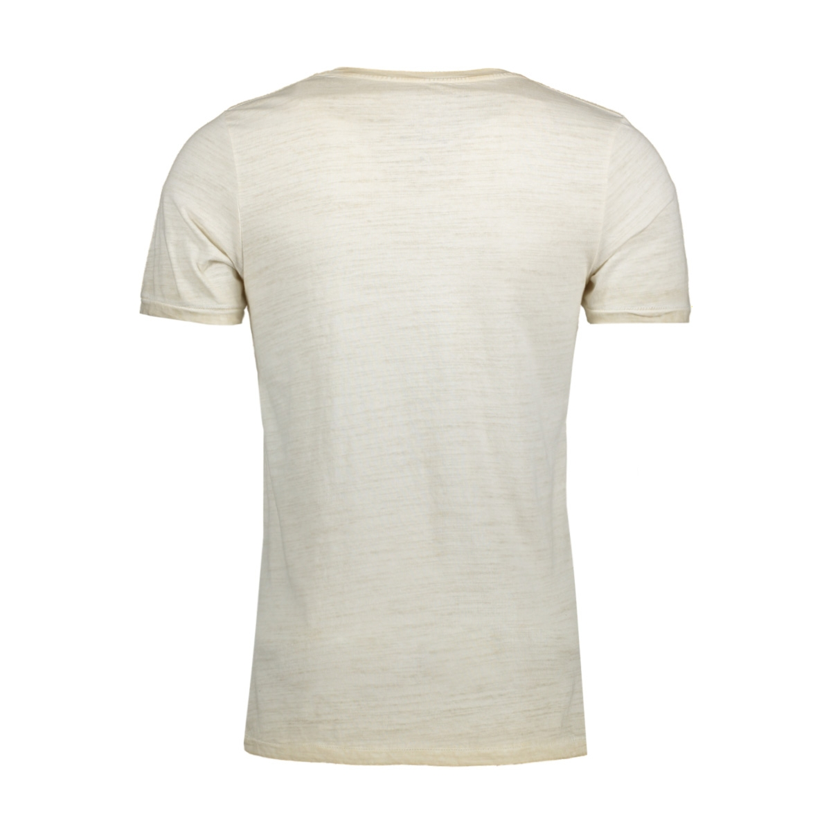 jjvblues tee ss crew neck 12123170 jack & jones t-shirt fog/slim fit