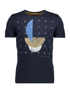 Garcia T-shirt G71009 292 Dark Moon