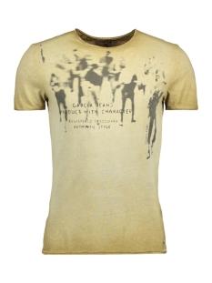 Garcia T-shirt G71007 2410 Tiger Eye