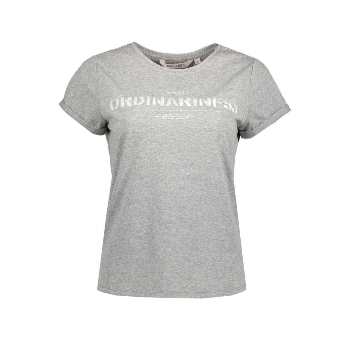 g70002 garcia t-shirt 66 grey melee