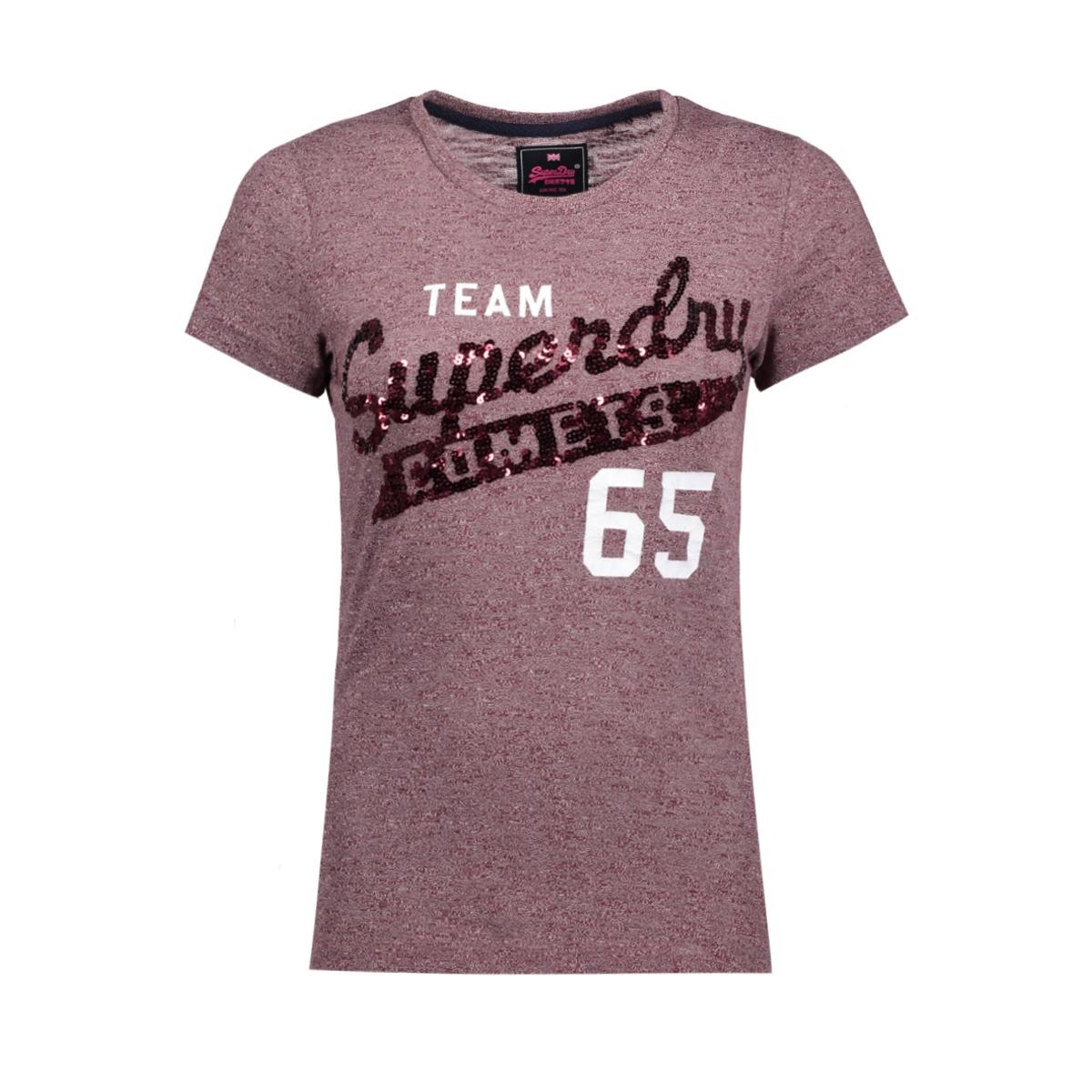g10008xpf2 team comets superdry t-shirt ii2 egerie grindle
