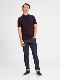 jprpaulos polo ss noos 12091243 jack & jones polo fudge