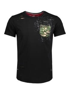 Gabbiano T-shirt 13825 ZWART