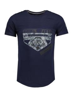 Gabbiano T-shirt 13819 NAVY