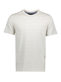 Jack & Jones T-shirt JPRCANE TEE SS CREW NECK 12125039 Blanc de Blanc