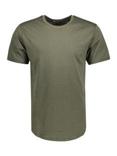 Only & Sons T-shirt onsMINI AOP LONGY TEE 22007276 Deep Depths