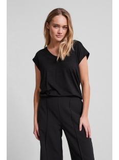 Pieces T-shirt PCBILLO TEE LUREX STRIPES NOOS 17078572 Black/ Lurex Black