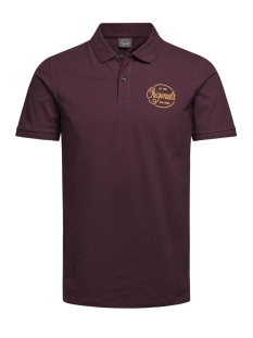 Jack & Jones Polo JORLEGEND POLO SS 12126279 Port Royal/Slim