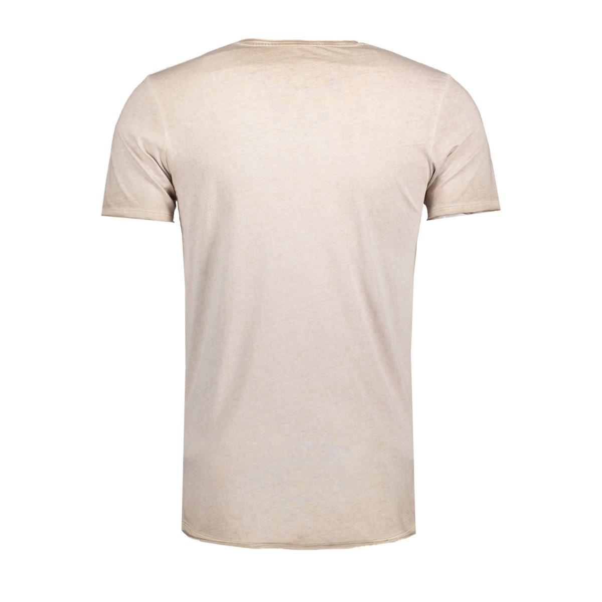 jjvjack ss tee crew neck noos 12103171 jack & jones t-shirt aluminium