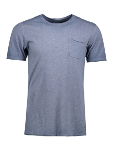 Jack & Jones T-shirt jjvJACK SS TEE CREW NECK NOOS 12103171 Mood Indigo