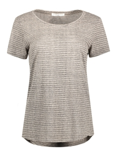 Circle of Trust T-shirt W17.49.8380 QUINN Grey Carbon