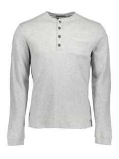 NO-EXCESS T-shirt 82120801 102 Grey Melange