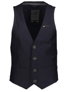 NO-EXCESS Gilet 82640804 078 Night