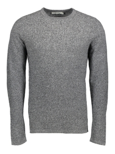 Jack & Jones Trui JPRSTORY KNIT CREW NECK NOOS 12125929 Jet Stream