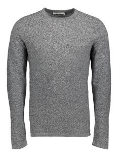 jprstory knit crew neck noos 12125929 jack & jones sweater jet stream