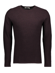 Jack & Jones Trui JPRSTORY KNIT CREW NECK NOOS 12125929 Fudge
