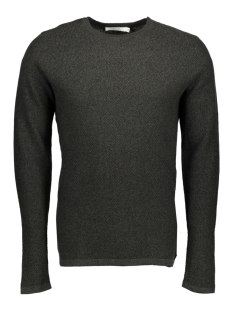 Jack & Jones Trui JPRSTORY KNIT CREW NECK NOOS 12125929 Deep Depths