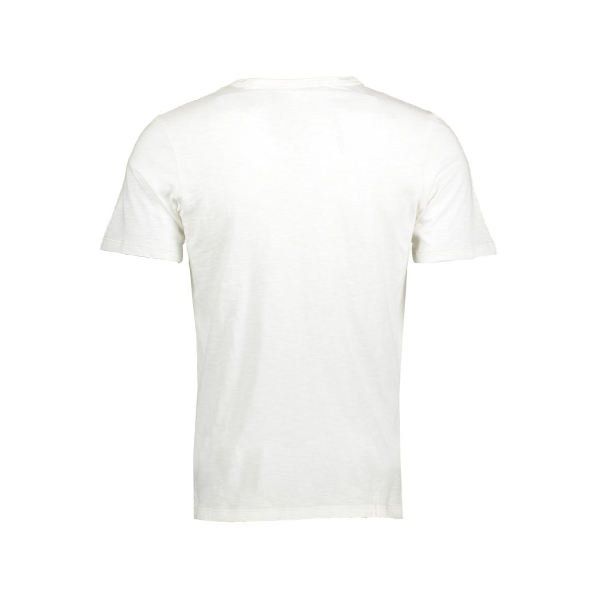 jjvvega tee ss crew neck 12123172 jack & jones t-shirt cloud dancer