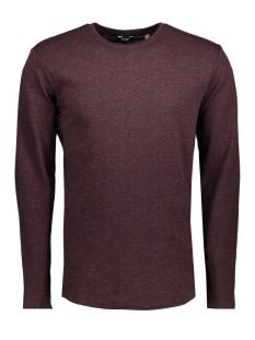 Only & Sons T-shirt onsAWAY LS SLIM TEE NOOS 22007511 Fudge