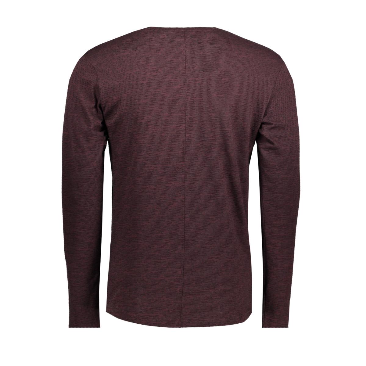 onsaway ls slim tee noos 22007511 only & sons t-shirt fudge