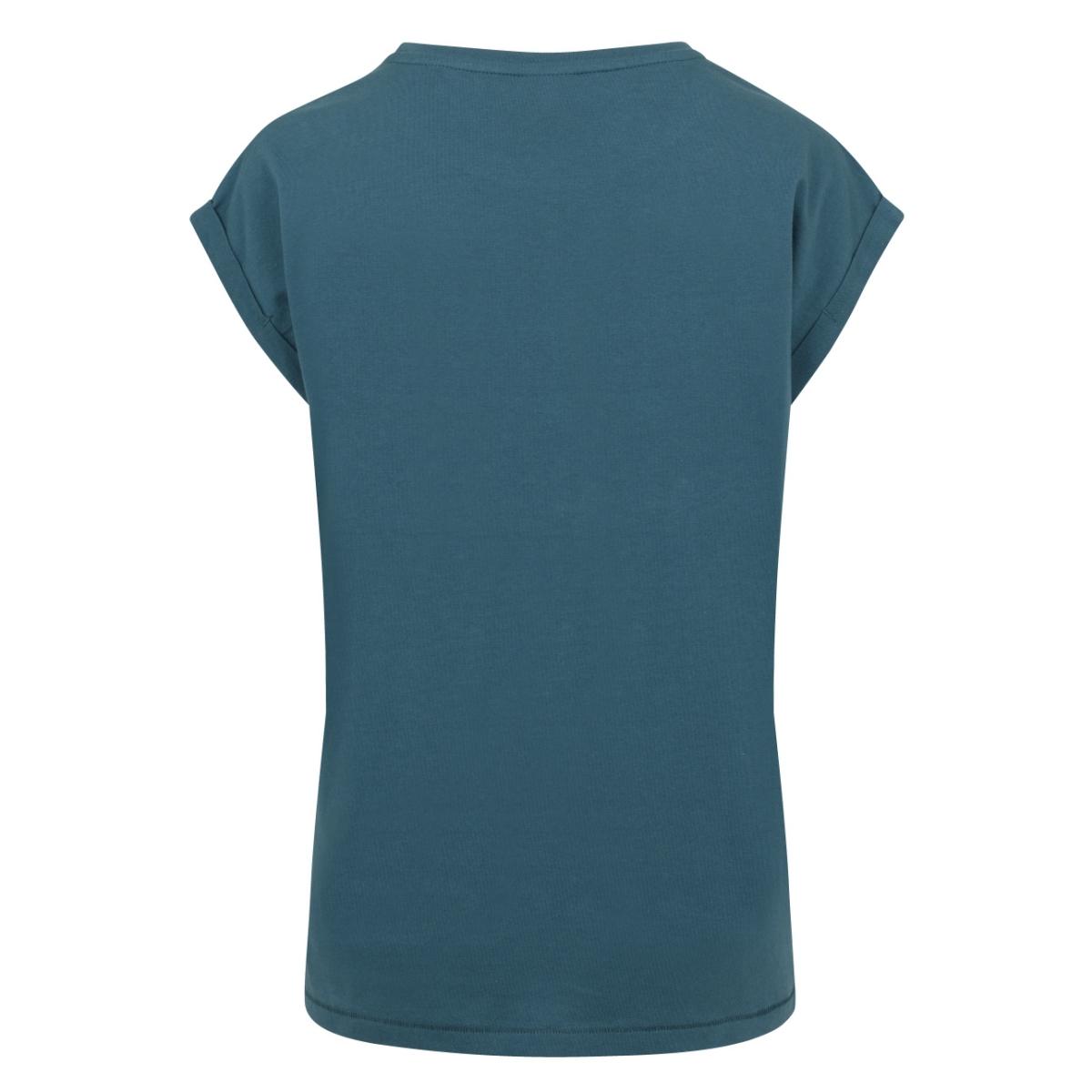 tb771 tee teal urban classics t-shirt teal