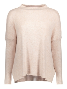 Only Trui onlKLEO L/S PLAIN PULLOVER KNT NOOS 15141720 Mahogany Rose