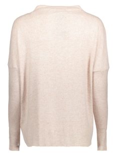 onlkleo l/s plain pullover knt noos 15141720 only trui mahogany rose
