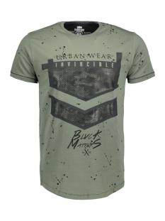 13837 gabbiano t-shirt army