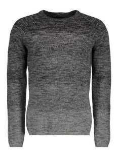 Jack & Jones Trui JORFUEL KNIT CREW NECK CAMP 12124444 Tap Shoe
