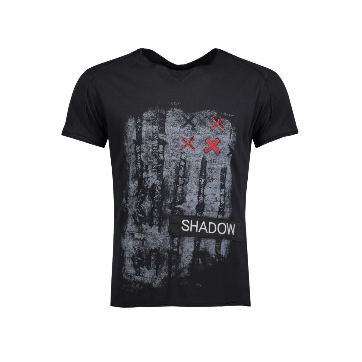 mt00059 shadow key largo t-shirt black
