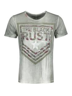 Key Largo T-shirt MT00078 RUST MIL GREEN
