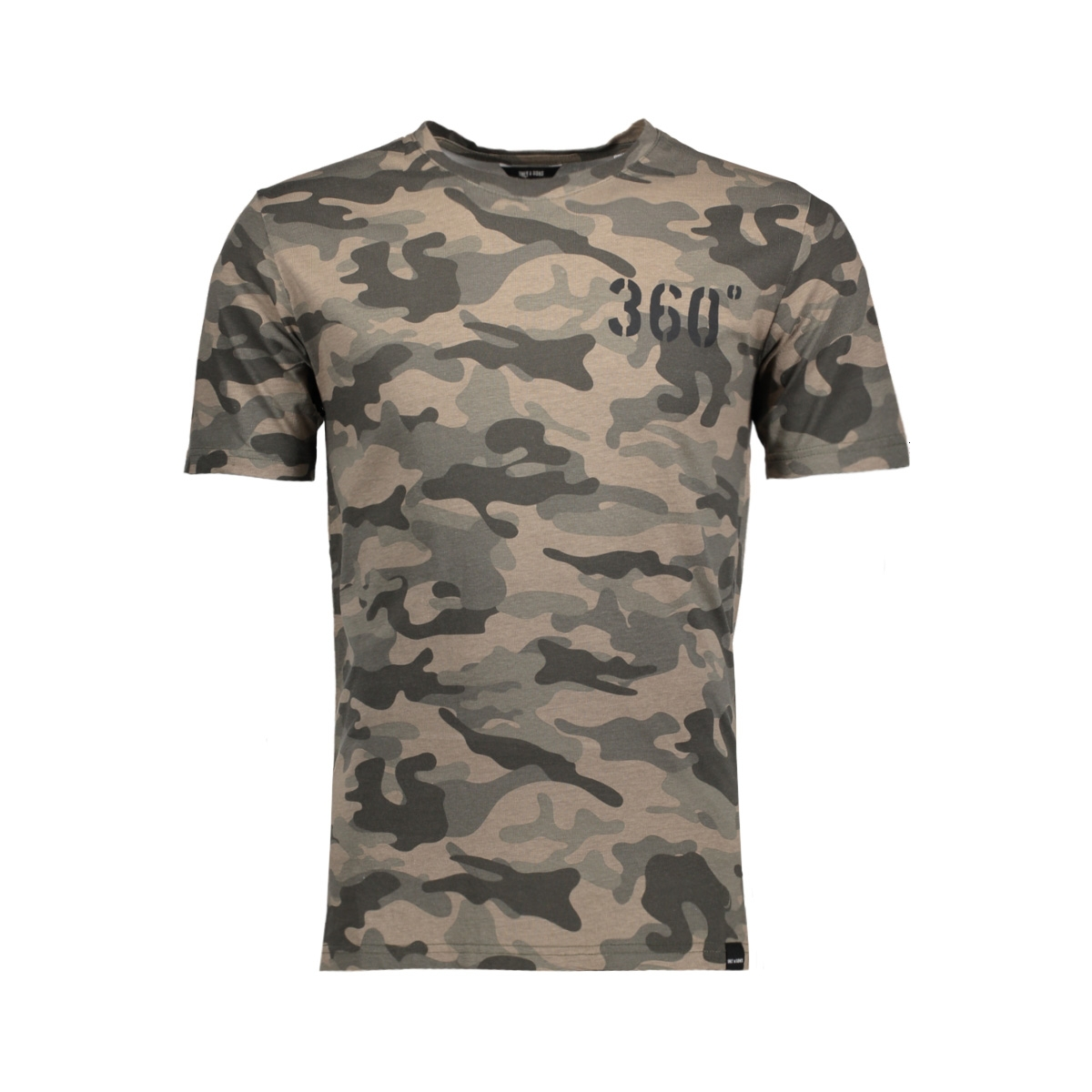 onscody camo aop o-neck exp 22008031 only & sons t-shirt forest night