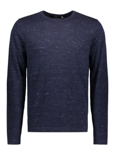 Jack & Jones Trui JPRMIKEY KNIT CREW NECK 12123552 Maritime Blue