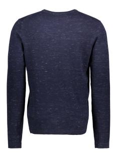 jprmikey knit crew neck 12123552 jack & jones trui maritime blue