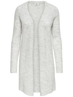 Only Vest onlMEREDITH 7/8 CARDIGAN KNT NOOS 15140675 White/ MELANGE