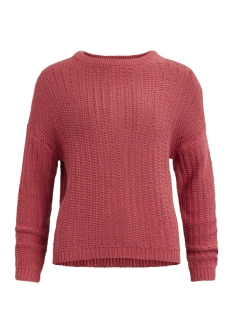 Object Trui OBJNEW COLOR L/S KNIT PULLOVER .I 9 23025148 Slate Rose