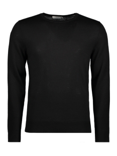 Jack & Jones Trui JPRMARK KNIT CREW NECK NOOS 12109976 Black