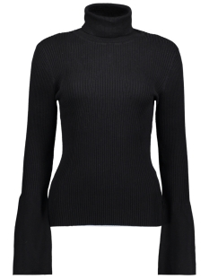 Vero Moda Trui VMNORWALK GLORY LS BLOUSE 10182693 Black Beauty