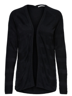 Only Vest onlCAVIAR L/S LONG CARDIGAN CC KNT 15136693 Black