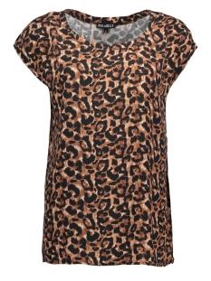 Juul & Belle T-shirt BELLE TOP LEOPARD LEOPARD